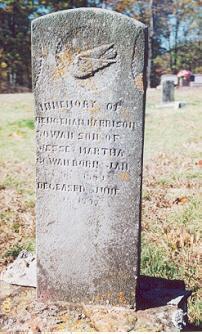 Benjamin Harrison Cowan