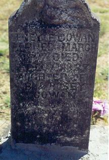 Teney E. Francis Cowan