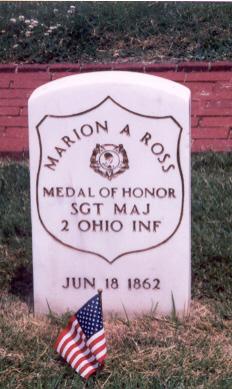 Marion A. Ross