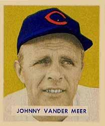 John Samuel Johnny Vander Meer