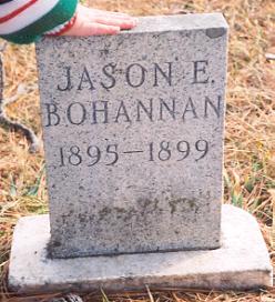 Jason Elmer Bohannan