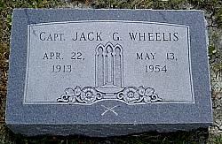 Capt Jack G Tex Wheelis