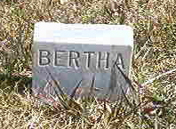 Bertha Unknown