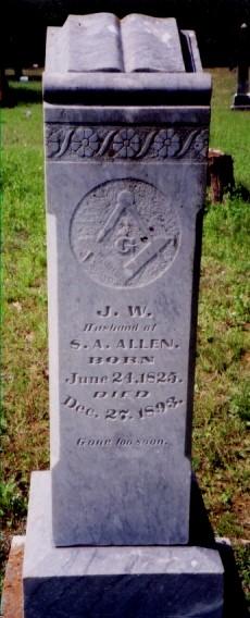 James Whitfield Allen
