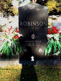 Roman Todd Robinson