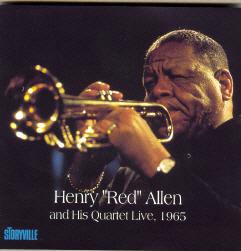 Henry James Red Allen
