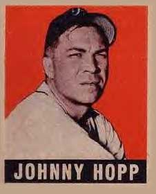 Johnny Hopp