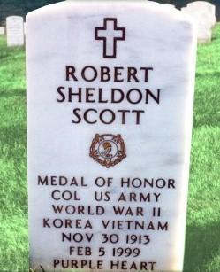 Col Robert Sheldon Scott