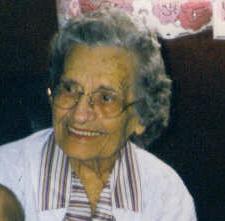 Mary Edna Eddie <i>Netherton</i> Justus