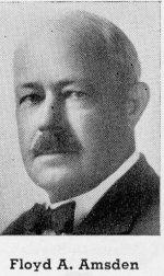 Floyd Adallas Amsden