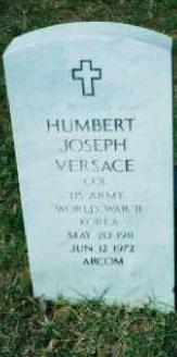 Humbert Joseph Versace