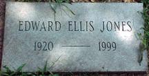 Edward Ellis Jones