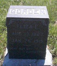 Eliza Gorden