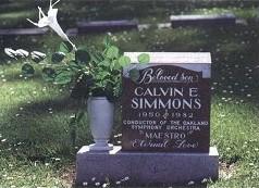 Calvin E. Simmons