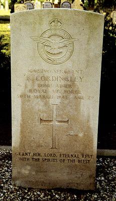 Sgt Ronald Cordingley