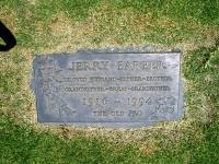 Carl Jerome Jerry Barber