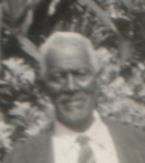 Rev Marshall (Bigpa) Bell