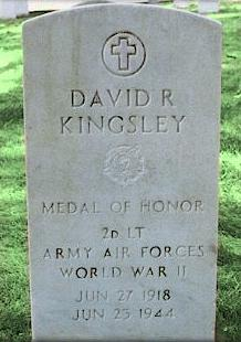 David Richard Kingsley