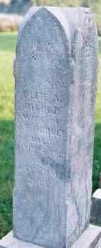 Ollie Araminta <i>Bishop</i> Hoover