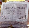Clifton Alexander Farmer