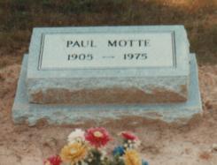 Paul Motte