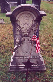 Hiram Burnham