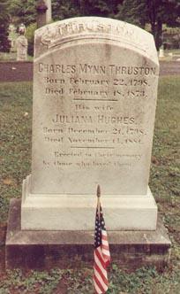 Charles Mynn Thruston