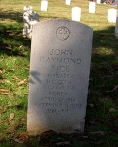 John Raymond Rice