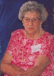 Myrtle Mae <i>Abney</i> Chasteen