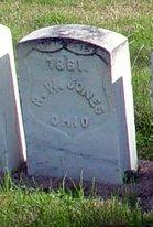 Pvt Rowland W. Jones