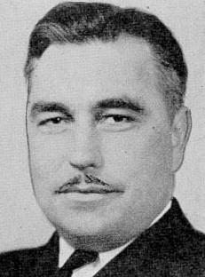 CDR Ernest Edwin Evans