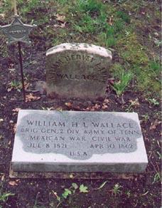 Gen William Hervey Lamme Wallace