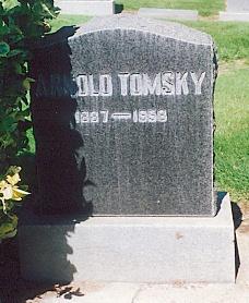 Arnold Tomsky