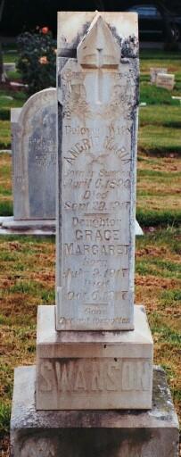 Grace Margaret Swanson