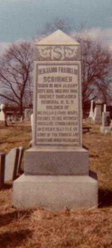 Benjamin Franklin Scribner