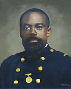 Sgt William Harvey Carney