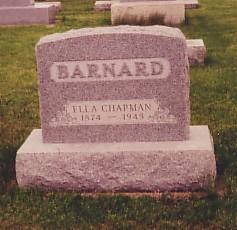 Ella <i>Chapman</i> Barnard