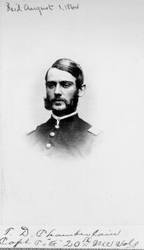 Thomas Davee Chamberlain