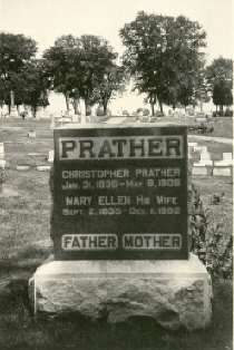 Mary Ellen <i>Mace</i> Prather