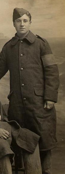 Pvt Francis A. Dance