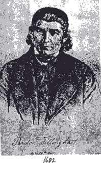 Rev Pardon Tillinghast, Jr