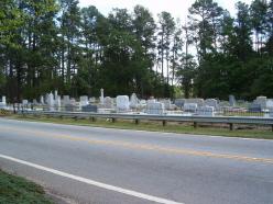 Unity Baptist Cemetery