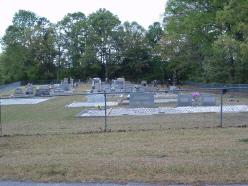 Pisgah United Methodist Church Cemetery