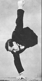 Johnny Eck, Jr