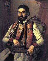 Petar Petrovic-Njegos, II
