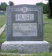 Addie Estelle <i>Morris</i> Huse