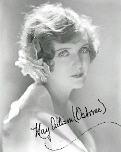 May Allison