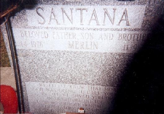 Merlin Santana Death Photos Merlin santana