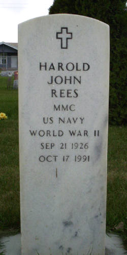 Harold John Rees