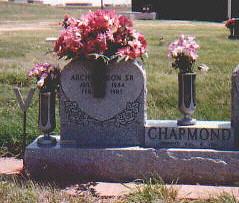Archie Leon Chapmond